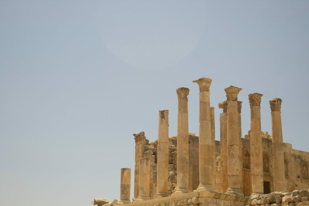 Ancient Monument from the Hellenistic Period