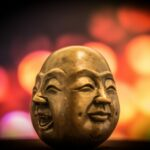 Faces of Buddha, a master of emotional intelligence