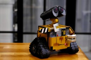 "Wall-E, the humans in the move are a perfect example of Nietzsche's ""last man"""