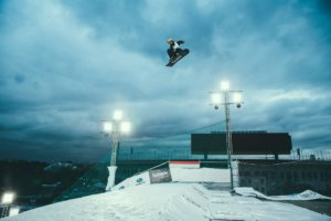 Why we need sports, snowboarding